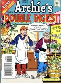 Cover Thumbnail for Archie's Double Digest Magazine (Archie, 1984 series) #96