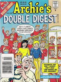 Cover Thumbnail for Archie's Double Digest Magazine (Archie, 1984 series) #100
