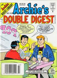 Cover Thumbnail for Archie's Double Digest Magazine (Archie, 1984 series) #103