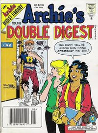 Cover Thumbnail for Archie's Double Digest Magazine (Archie, 1984 series) #108