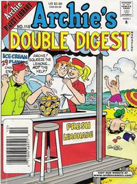 Cover Thumbnail for Archie's Double Digest Magazine (Archie, 1984 series) #110