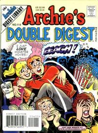 Cover Thumbnail for Archie's Double Digest Magazine (Archie, 1984 series) #114