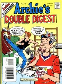 Cover Thumbnail for Archie's Double Digest Magazine (Archie, 1984 series) #115