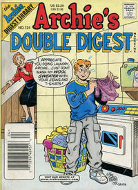 Cover Thumbnail for Archie's Double Digest Magazine (Archie, 1984 series) #124