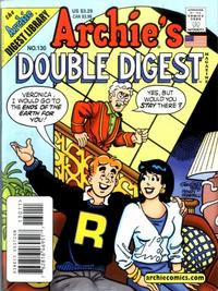 Cover Thumbnail for Archie's Double Digest Magazine (Archie, 1984 series) #130