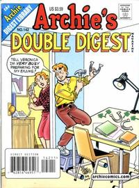 Cover Thumbnail for Archie's Double Digest Magazine (Archie, 1984 series) #142 [Direct Edition]