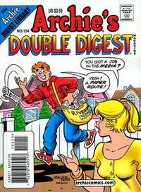 Cover Thumbnail for Archie's Double Digest Magazine (Archie, 1984 series) #154