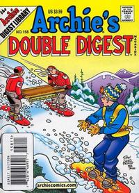 Cover Thumbnail for Archie's Double Digest Magazine (Archie, 1984 series) #158