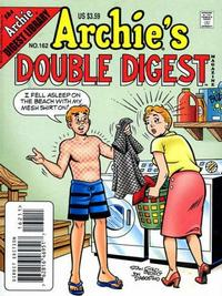 Cover Thumbnail for Archie's Double Digest Magazine (Archie, 1984 series) #162