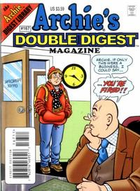 Cover Thumbnail for Archie's Double Digest Magazine (Archie, 1984 series) #167