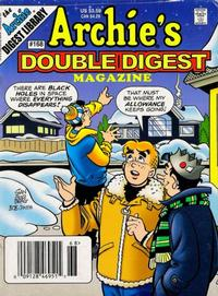 Cover Thumbnail for Archie's Double Digest Magazine (Archie, 1984 series) #168