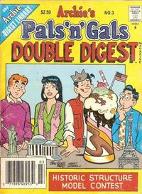 Cover Thumbnail for Archie's Pals 'n' Gals Double Digest Magazine (Archie, 1992 series) #3