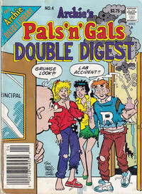 Cover Thumbnail for Archie's Pals 'n' Gals Double Digest Magazine (Archie, 1992 series) #4
