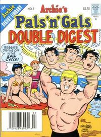 Cover Thumbnail for Archie's Pals 'n' Gals Double Digest Magazine (Archie, 1992 series) #7