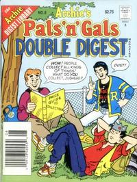 Cover Thumbnail for Archie's Pals 'n' Gals Double Digest Magazine (Archie, 1992 series) #8