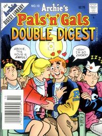 Cover Thumbnail for Archie's Pals 'n' Gals Double Digest Magazine (Archie, 1992 series) #10