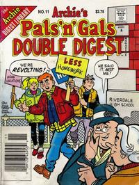 Cover Thumbnail for Archie's Pals 'n' Gals Double Digest Magazine (Archie, 1992 series) #11