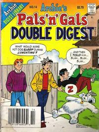 Cover Thumbnail for Archie's Pals 'n' Gals Double Digest Magazine (Archie, 1992 series) #14