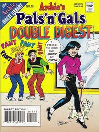 Cover Thumbnail for Archie's Pals 'n' Gals Double Digest Magazine (Archie, 1992 series) #15