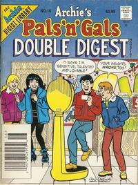 Cover Thumbnail for Archie's Pals 'n' Gals Double Digest Magazine (Archie, 1992 series) #16