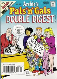 Cover Thumbnail for Archie's Pals 'n' Gals Double Digest Magazine (Archie, 1992 series) #23 [Direct Edition]