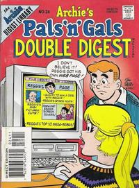Cover Thumbnail for Archie's Pals 'n' Gals Double Digest Magazine (Archie, 1992 series) #24
