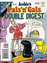 Cover Thumbnail for Archie's Pals 'n' Gals Double Digest Magazine (Archie, 1992 series) #25
