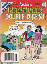 Cover Thumbnail for Archie's Pals 'n' Gals Double Digest Magazine (Archie, 1992 series) #28