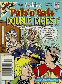 Cover Thumbnail for Archie's Pals 'n' Gals Double Digest Magazine (Archie, 1992 series) #31
