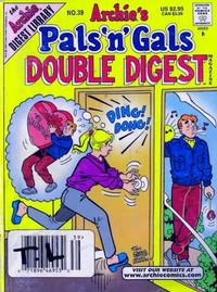 Cover Thumbnail for Archie's Pals 'n' Gals Double Digest Magazine (Archie, 1992 series) #39