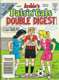 Cover Thumbnail for Archie's Pals 'n' Gals Double Digest Magazine (Archie, 1992 series) #49