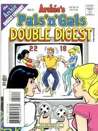Cover Thumbnail for Archie's Pals 'n' Gals Double Digest Magazine (Archie, 1992 series) #51