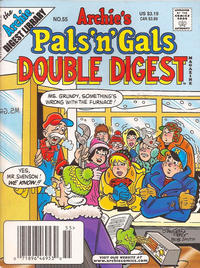 Cover Thumbnail for Archie's Pals 'n' Gals Double Digest Magazine (Archie, 1992 series) #55