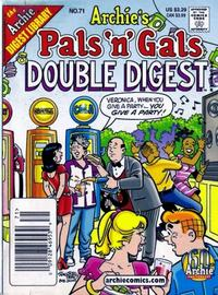 Cover Thumbnail for Archie's Pals 'n' Gals Double Digest Magazine (Archie, 1992 series) #71