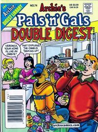 Cover Thumbnail for Archie's Pals 'n' Gals Double Digest Magazine (Archie, 1992 series) #74