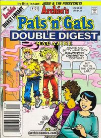 Cover Thumbnail for Archie's Pals 'n' Gals Double Digest Magazine (Archie, 1992 series) #101