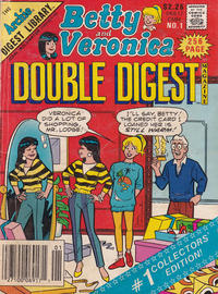 Cover Thumbnail for Betty and Veronica Double Digest Magazine (Archie, 1987 series) #1