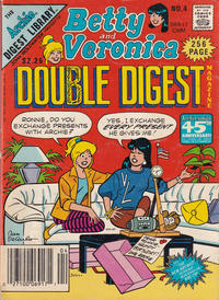 Cover Thumbnail for Betty and Veronica Double Digest Magazine (Archie, 1987 series) #4