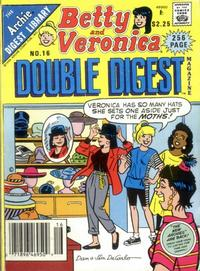 Cover Thumbnail for Betty and Veronica Double Digest Magazine (Archie, 1987 series) #16