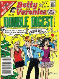Cover Thumbnail for Betty and Veronica Double Digest Magazine (Archie, 1987 series) #23