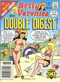 Cover Thumbnail for Betty and Veronica Double Digest Magazine (Archie, 1987 series) #26
