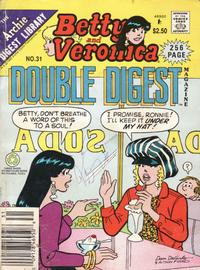 Cover Thumbnail for Betty and Veronica Double Digest Magazine (Archie, 1987 series) #31