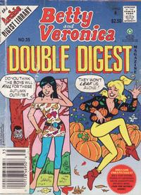 Cover Thumbnail for Betty and Veronica Double Digest Magazine (Archie, 1987 series) #35