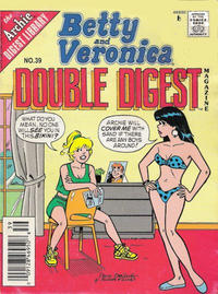 Cover Thumbnail for Betty and Veronica Double Digest Magazine (Archie, 1987 series) #39