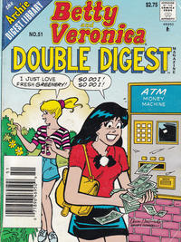 Cover Thumbnail for Betty and Veronica Double Digest Magazine (Archie, 1987 series) #51