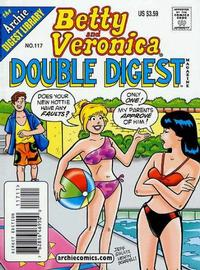 Cover Thumbnail for Betty and Veronica Double Digest Magazine (Archie, 1987 series) #117 [Direct Edition]
