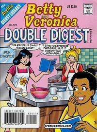 Cover Thumbnail for Betty and Veronica Double Digest Magazine (Archie, 1987 series) #121 [Direct Edition]