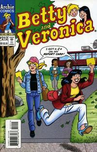 Cover Thumbnail for Betty and Veronica (Archie, 1987 series) #212
