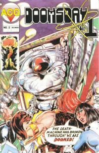 Cover Thumbnail for Doomsday + 1 (Avalon Communications, 1998 series) #2