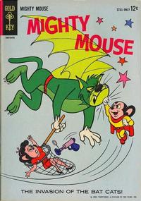 Cover Thumbnail for Mighty Mouse (Western, 1964 series) #161
